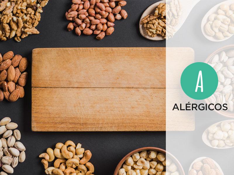 alergicos Dietas Especiais