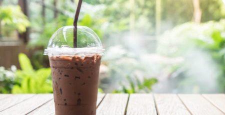 Milk Shake de Cappuccino Danette