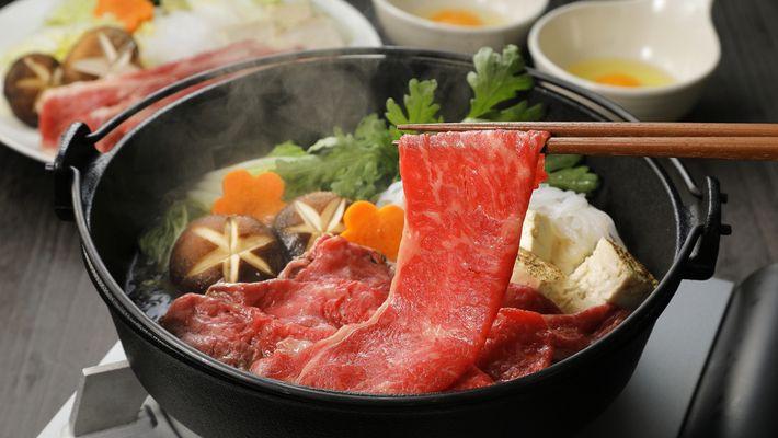 Sukiyaki, Oriental