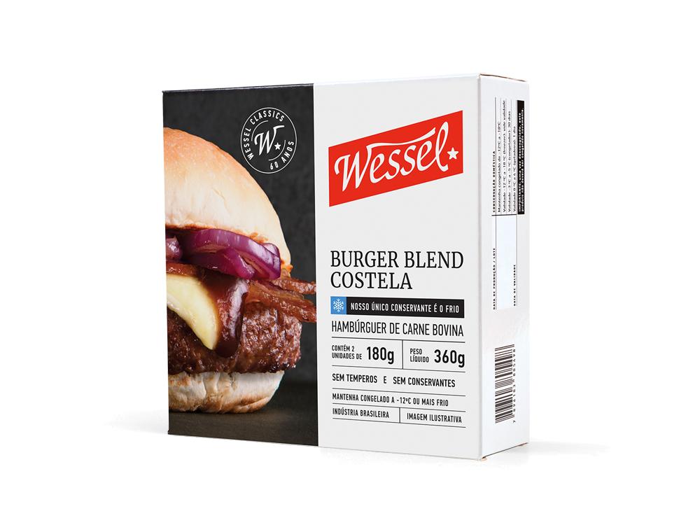 Hambúrguer Wessel