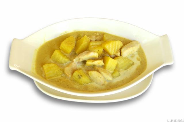 Curry Receitas