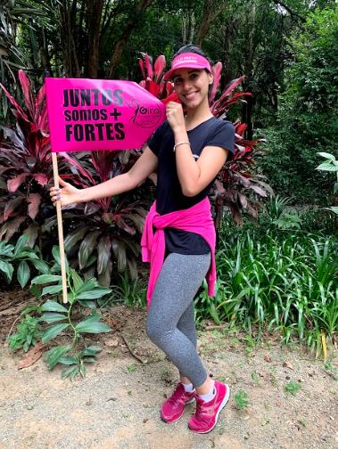 hrt_caminhada7 Hirota apoiou a 1° Caminhada no Morumbi em Defesa dos Direitos das Mulheres