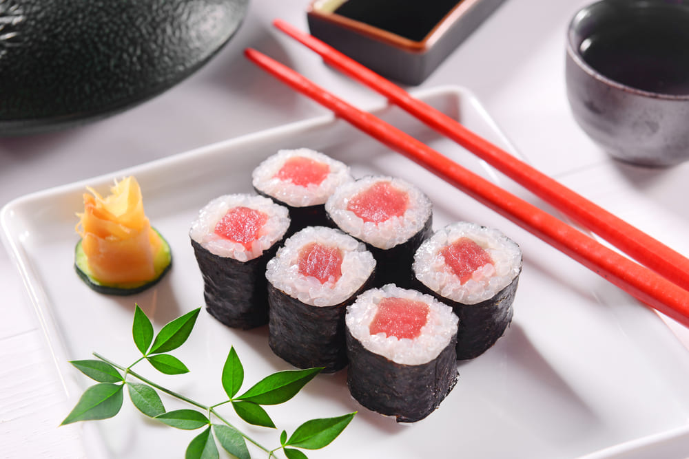 hossomaki Conheça 5 deliciosos tipos de sushi