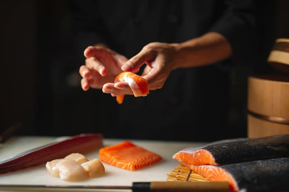 sushi-e-sashimi Receitas